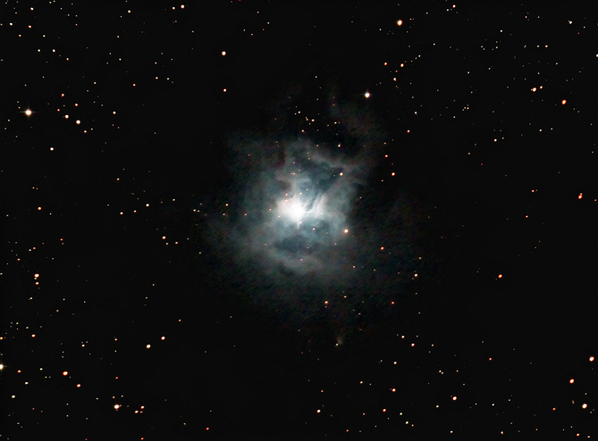 NGC7023; mag ?; size 3x2'; Canon 60Da; exp: 33-min (33x60s @ISO3200; guided; Orion 10 @f/3.9; 9-16-12; Cherry Springs