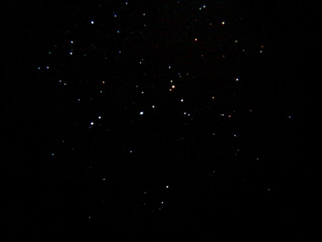 M47 26 sec;ISO 800; 25mm eyepiece; 1-22-04